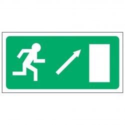 Running Man / Arrow Up Right - EEC 92/58