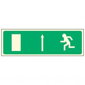 Running Man Left / Up Arrow - EEC 92/58