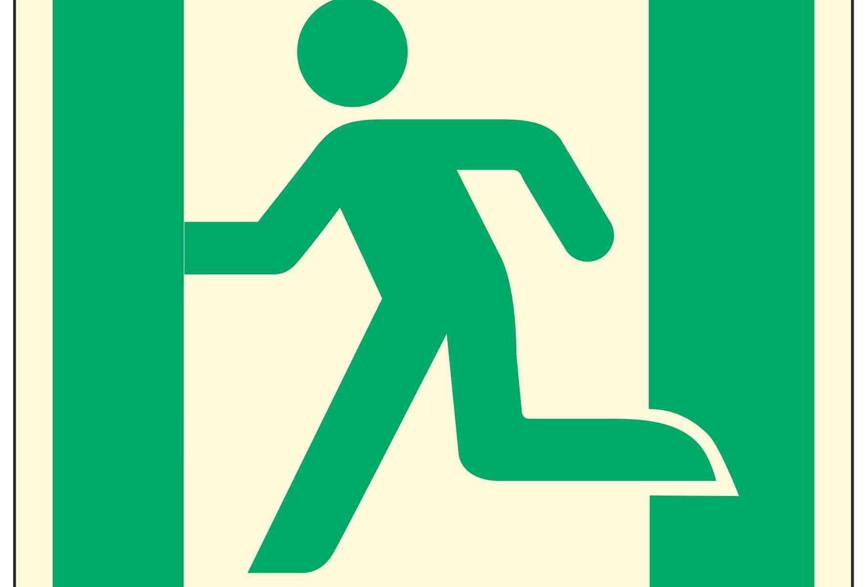 Running Man / Left Symbol PL