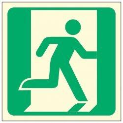Running Man / Right symbol PL