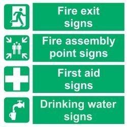 Safe Condition / Fire Exit