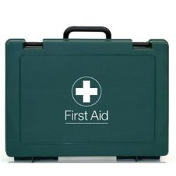 Standard Workplace and Statutory First Aid Kit HSE Compliant