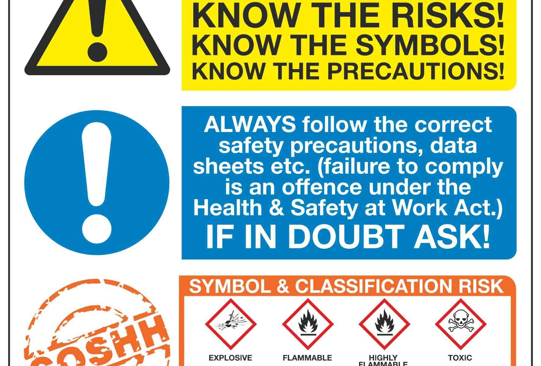 TO ALL PERSONNEL COSHH REGULATIONS