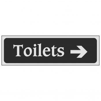 Toilets (Arrow Right)