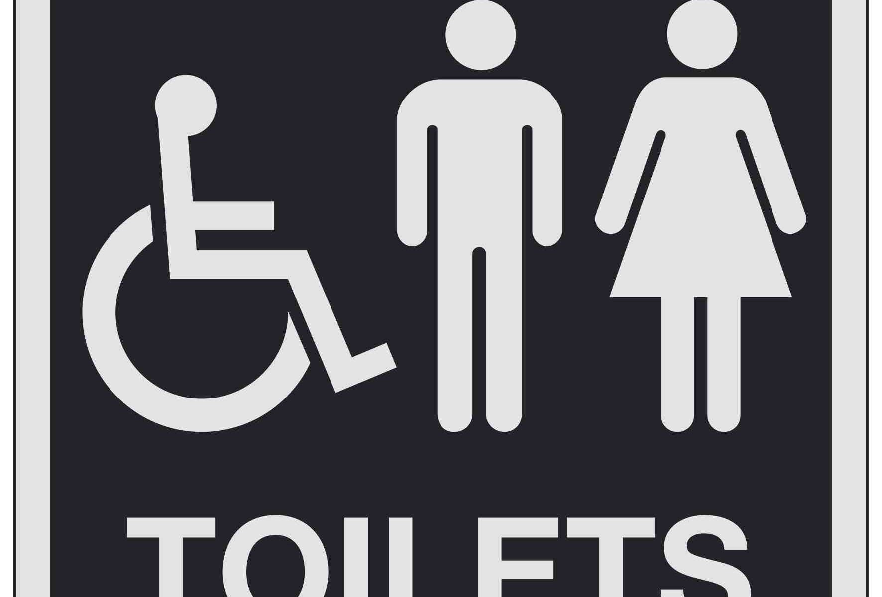 Toilets Disabled Men / Women