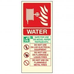 WATER HOSE PL